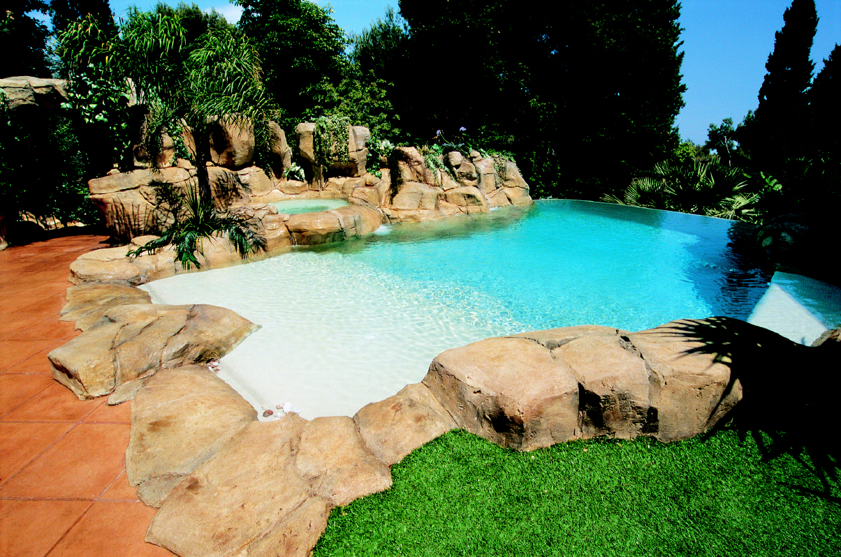 Pool Landscaping Design Pool Swimming
